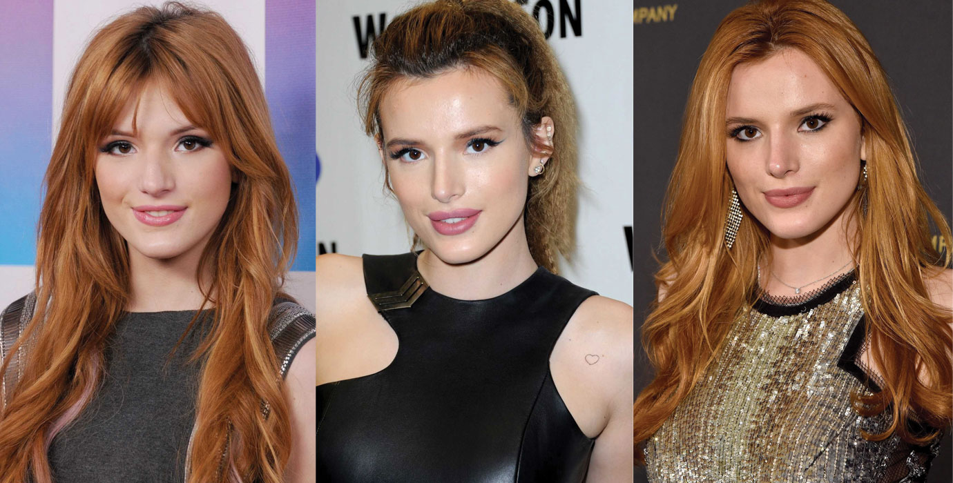 bella thorne before and after plastic surgery 2020