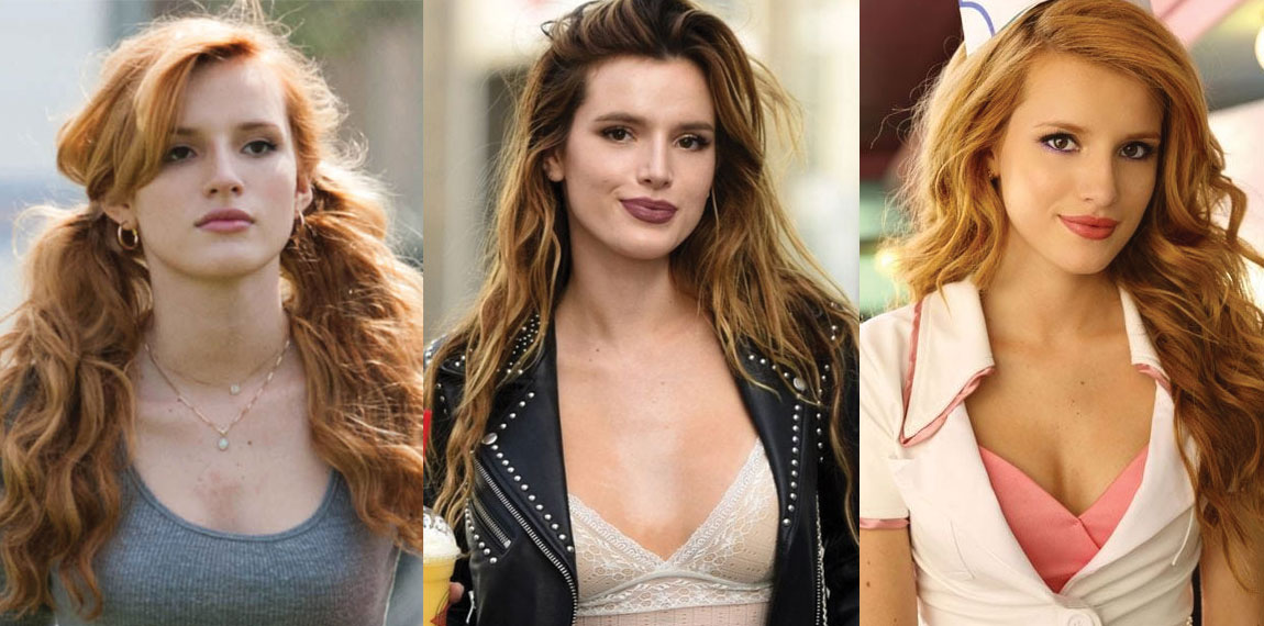 bella thorne plastic surgery before and after photos 2020