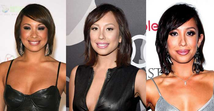 cheryl burke plastic surgery before and after photos 2021