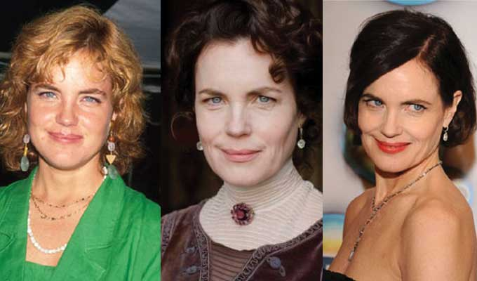 elizabeth mcgovern plastic surgery before and after photos 2020