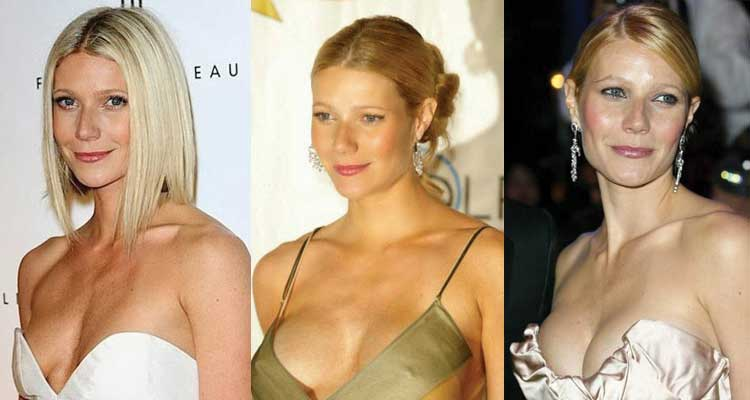 gwyneth paltrows plastic surgery before and after photos 2017