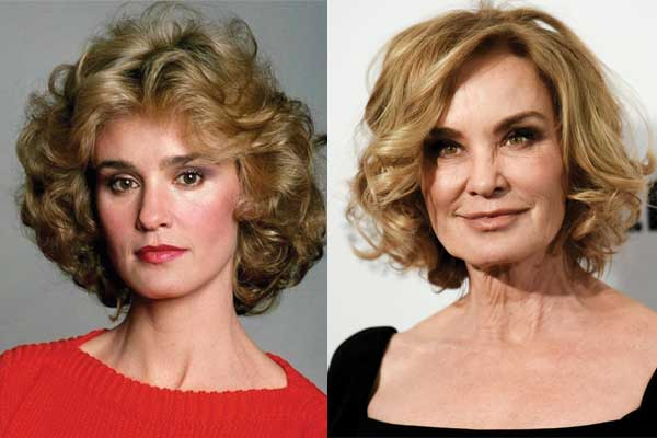 jessica lange before and after plastic surgery 2017