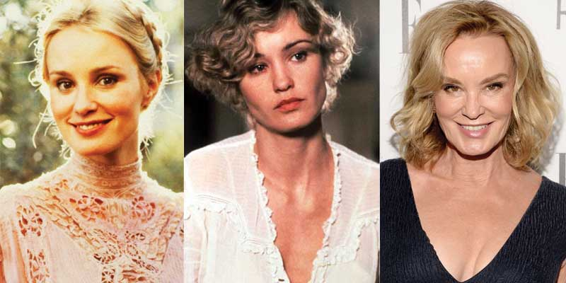 jessica lange plastic surgery before and after photos 2017