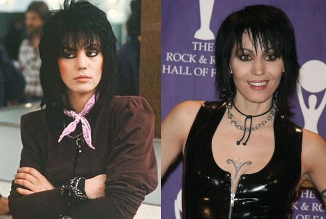 joan jett before and after plastic surgery 2019