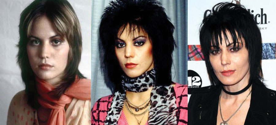 joan jett plastic surgery before and after 2018