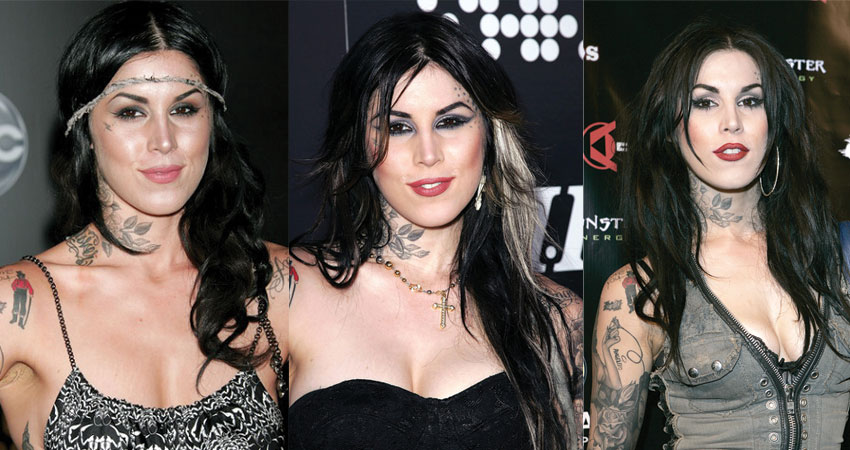 kat von d before and after plastic surgery 2018
