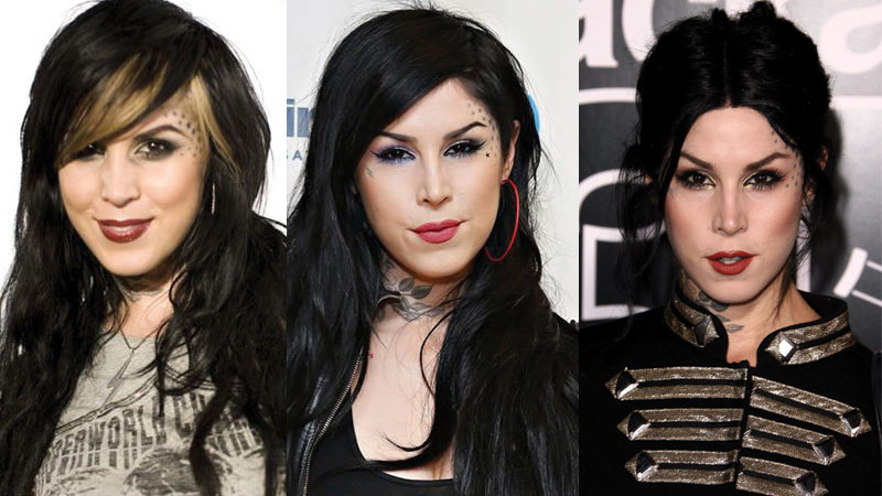 kat von d plastic surgery before and after 2018