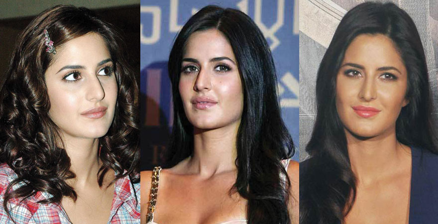 katrina kaif before and after plastic surgery 2017