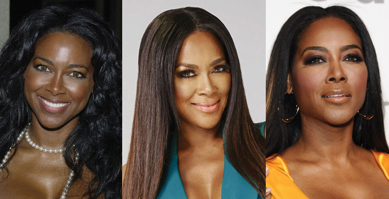 kenya moore before and after plastic surgery 2017