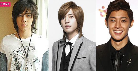 kim hyun joong before and after plastic surgery 2018