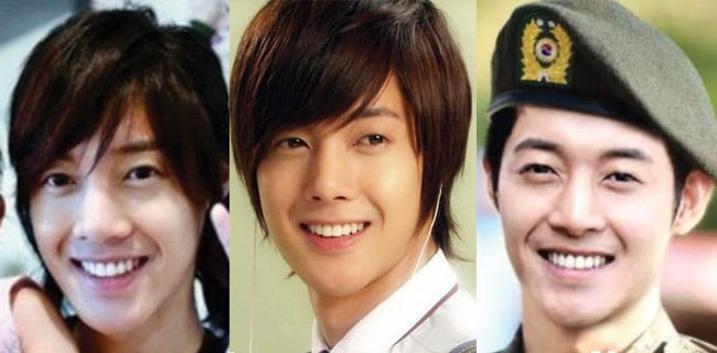 kim hyun joong plastic surgery before and after 2017