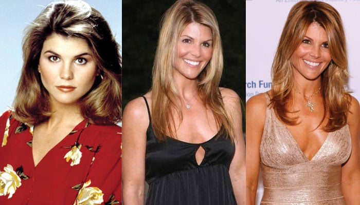 lori loughlin before and after plastic surgery 2018