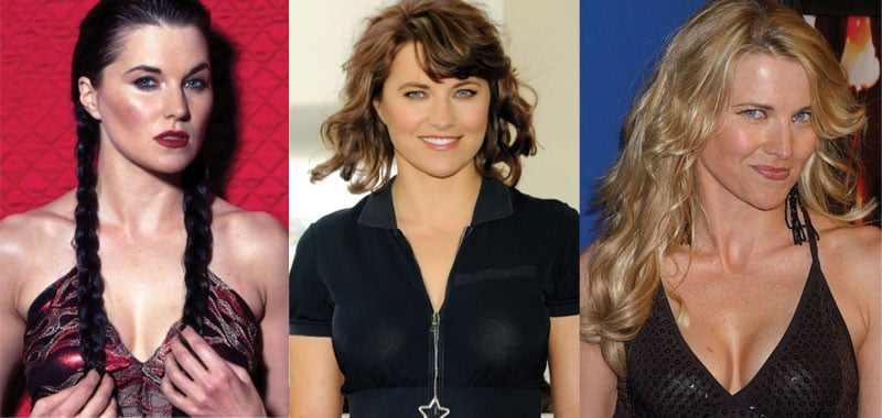 lucy lawless before and after plastic surgery 2019