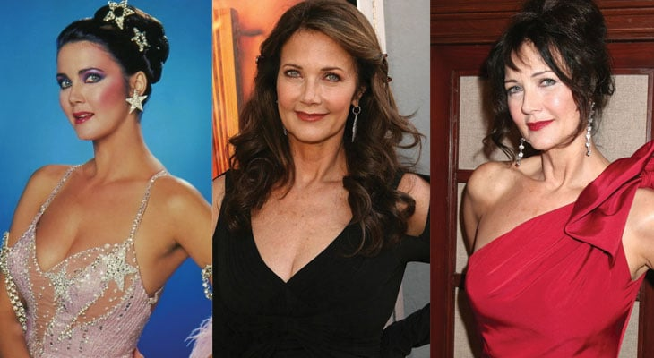 lynda carter before and after plastic surgery 2017