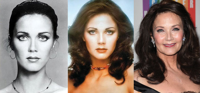lynda carter plastic surgery before and after 2018