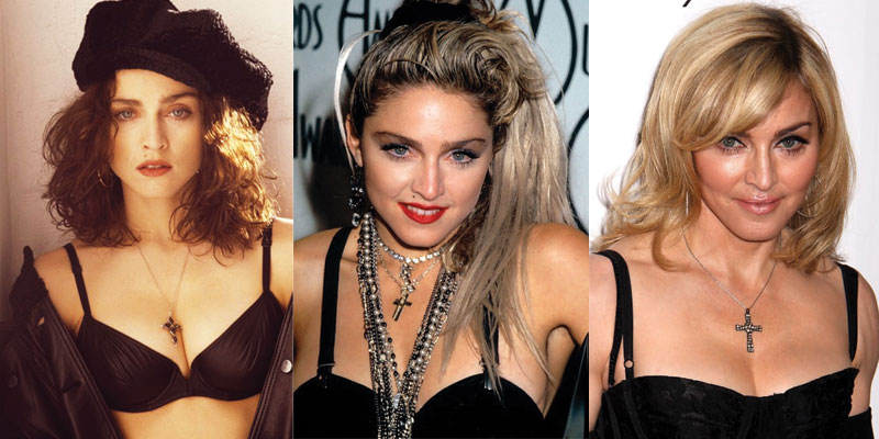 madonna before and after plastic surgery 2017