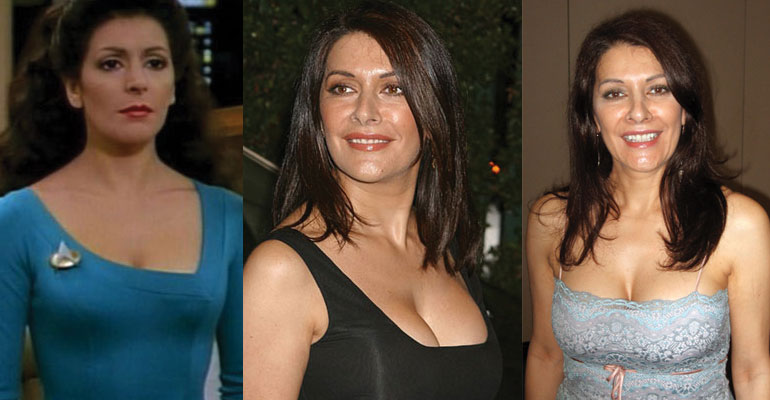 marina sirtis before and after plastic surgery 2021