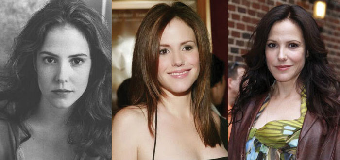 mary louise parker plastic surgery before and after 2019