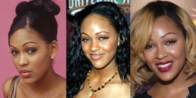 meagan good plastic surgery before and after 2017