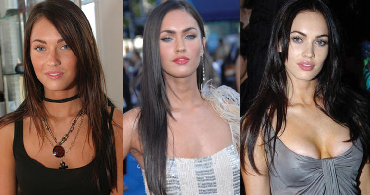 megan fox before and after plastic surgery 2017