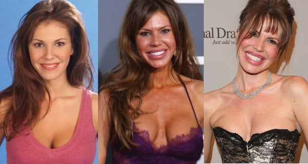 nikki cox before and after plastic surgery 2017