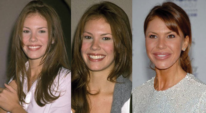 nikki cox plastic surgery before and after 2020