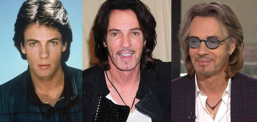 rick springfield before and after plastic surgery 2017