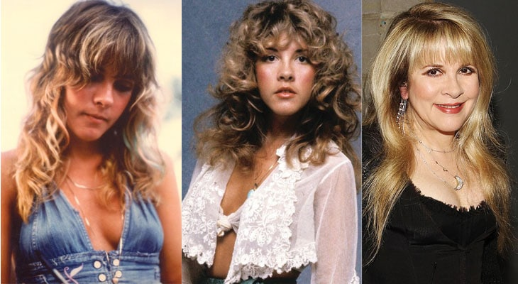 stevie nicks before and after plastic surgery 2017