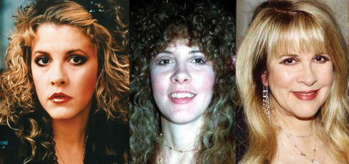 stevie nicks plastic surgery before and after 2017