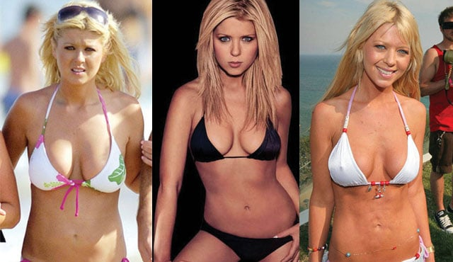 tara reid before and after plastic surgery 2021