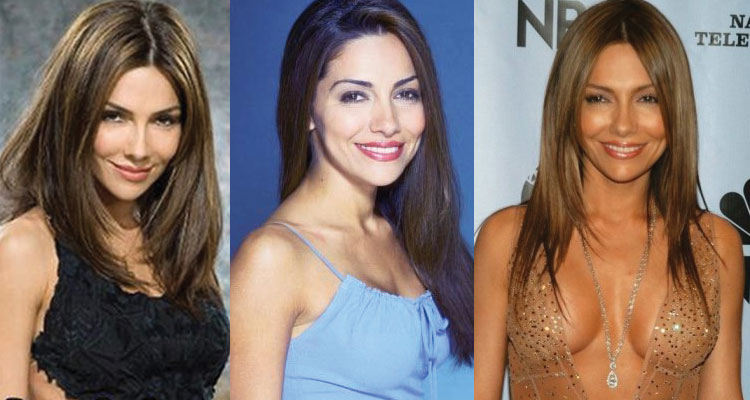 vanessa marcil before and after plastic surgery 2018